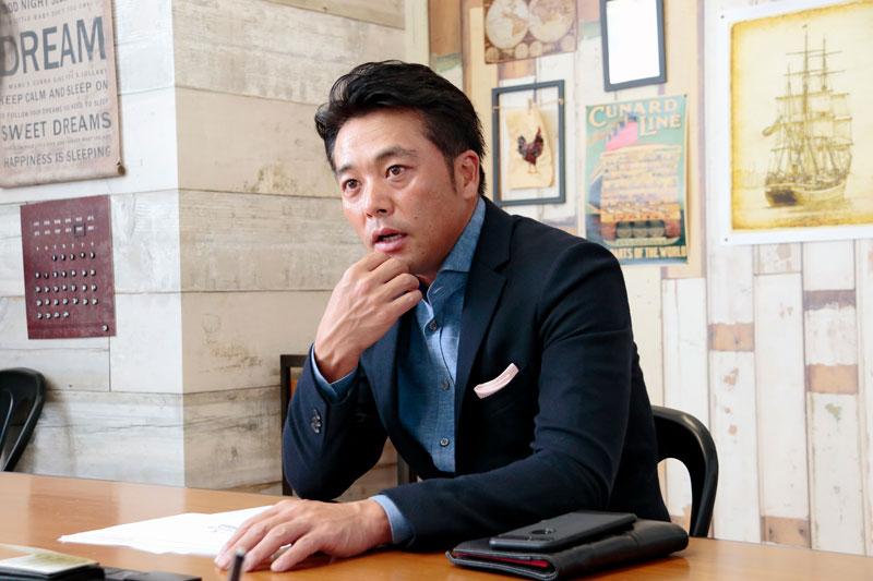 株式会社エー・ピーカンパニー 米山久社長 インタビュー画像1-4