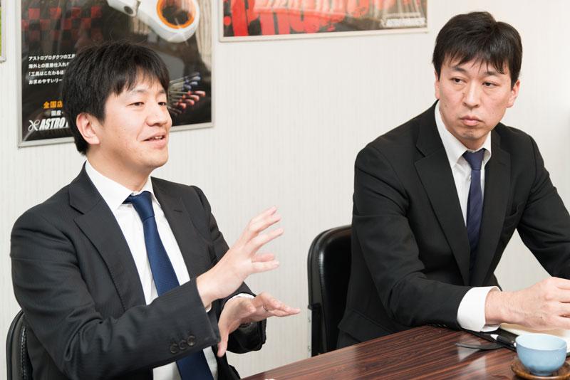 株式会社ワールドツール 中島勉社長 インタビュー画像1-4