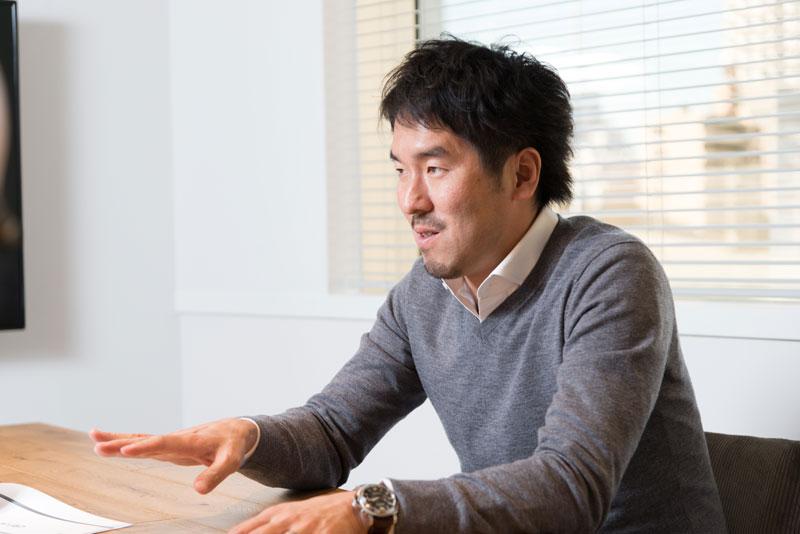 株式会社アトラエ 新居佳英社長 インタビュー画像1-2