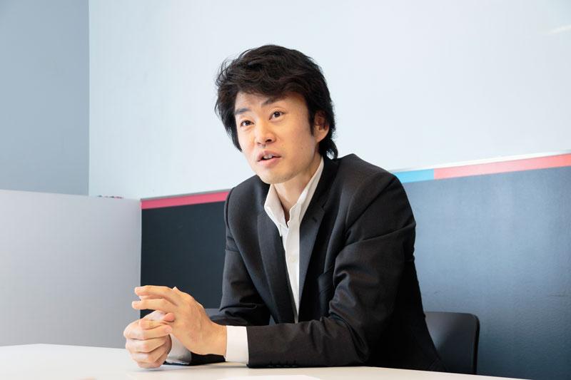 株式会社オークファン 武永修一 インタビュー画像1-1
