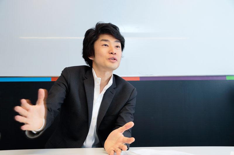 株式会社オークファン 武永修一 インタビュー画像1-2