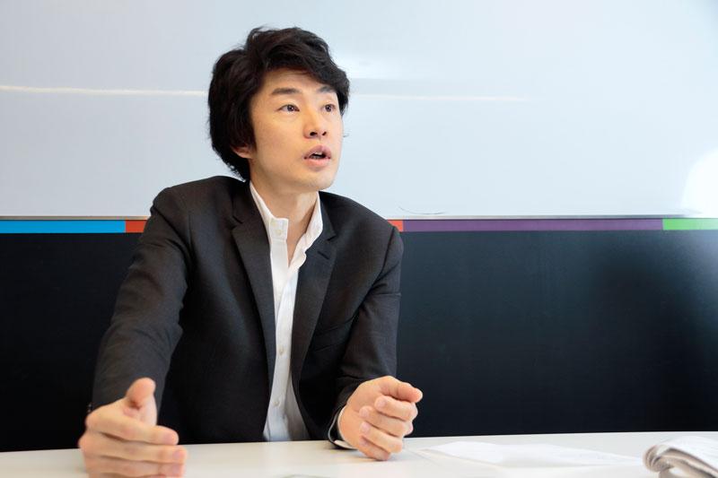株式会社オークファン 武永修一 インタビュー画像1-3