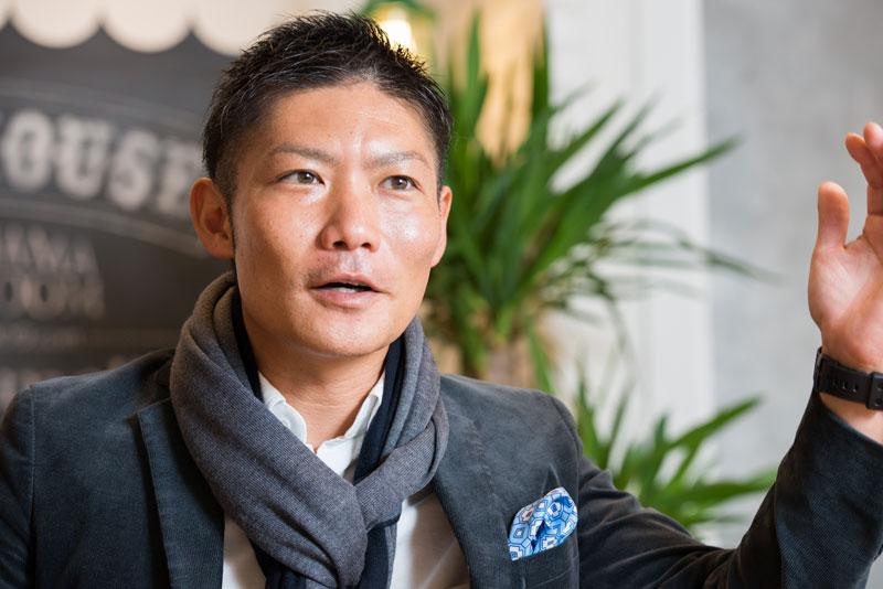 株式会社和久環組 鎌田友和 インタビュー画像1−1