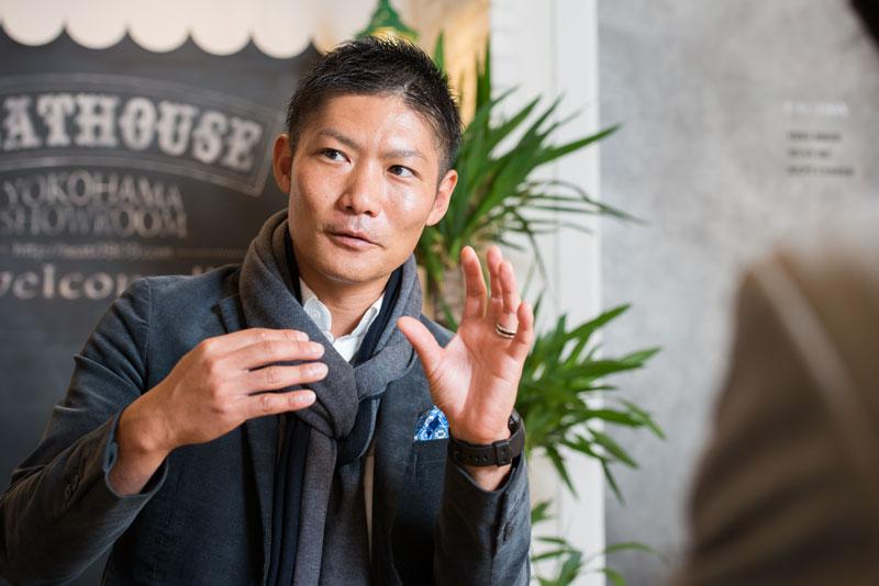 株式会社和久環組 鎌田友和 インタビュー画像1−2