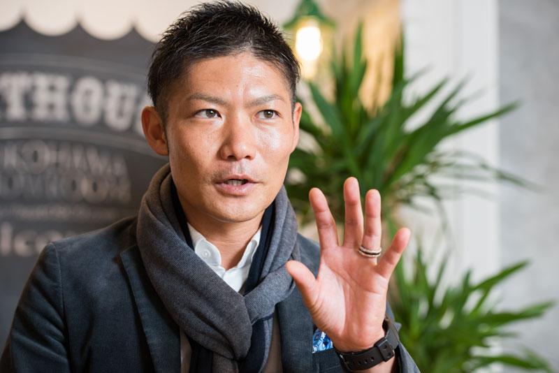 株式会社和久環組 鎌田友和 インタビュー画像1−3