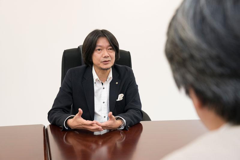 株式会社ビューティガレージ 野村秀輝社長 インタビュー画像1-2