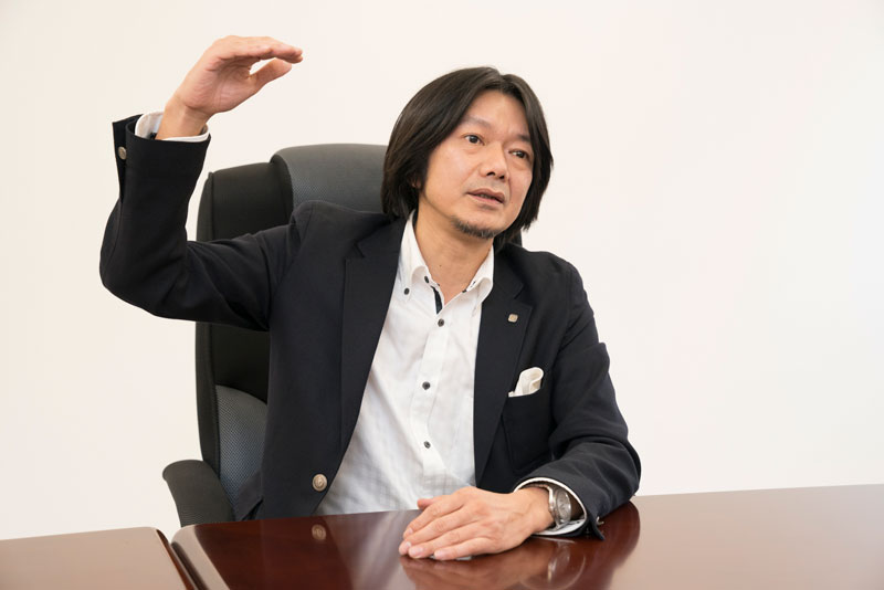 株式会社ビューティガレージ 野村秀輝社長 インタビュー画像1-3