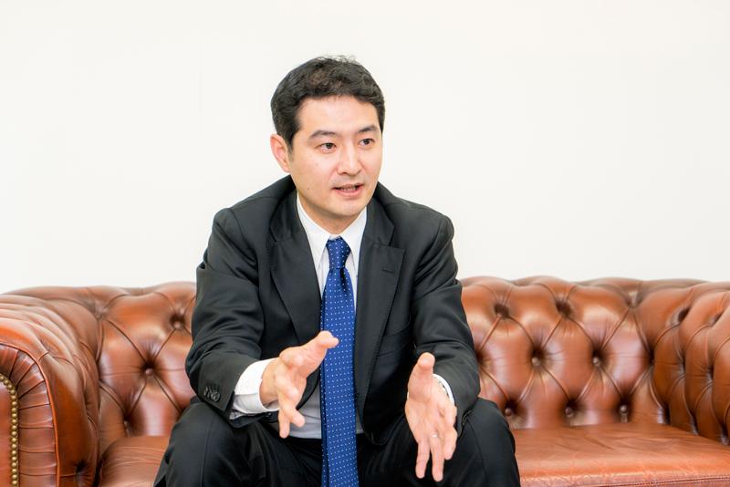 株式会社ビザイン 早嶋聡史社長 インタビュー画像1-1