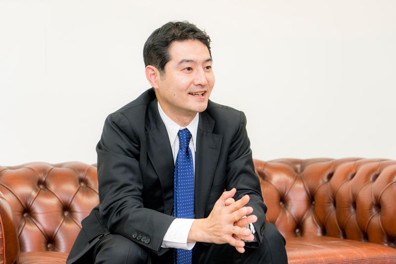 株式会社ビザイン 早嶋聡史社長 インタビュー画像1-2