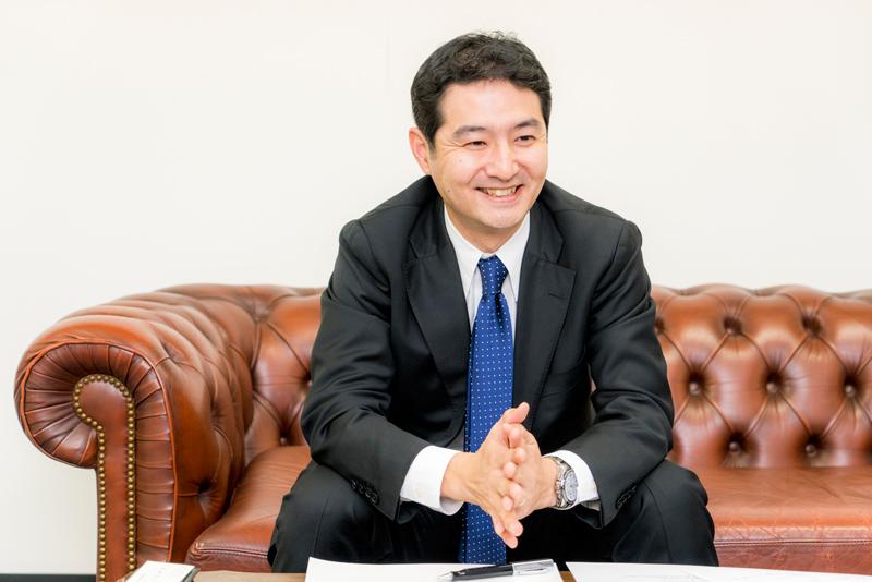 株式会社ビザイン 早嶋聡史社長 インタビュー画像1-4