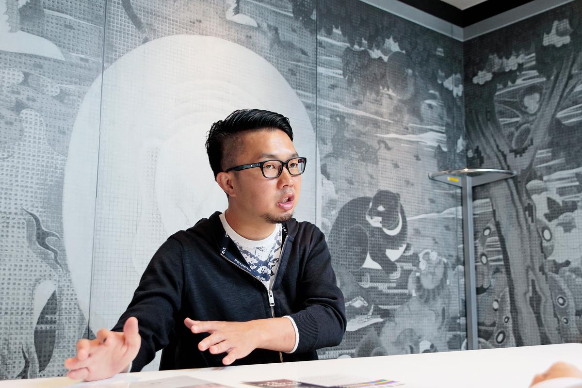バレットグループ株式会社 小方厚社長 インタビュー画像1-2