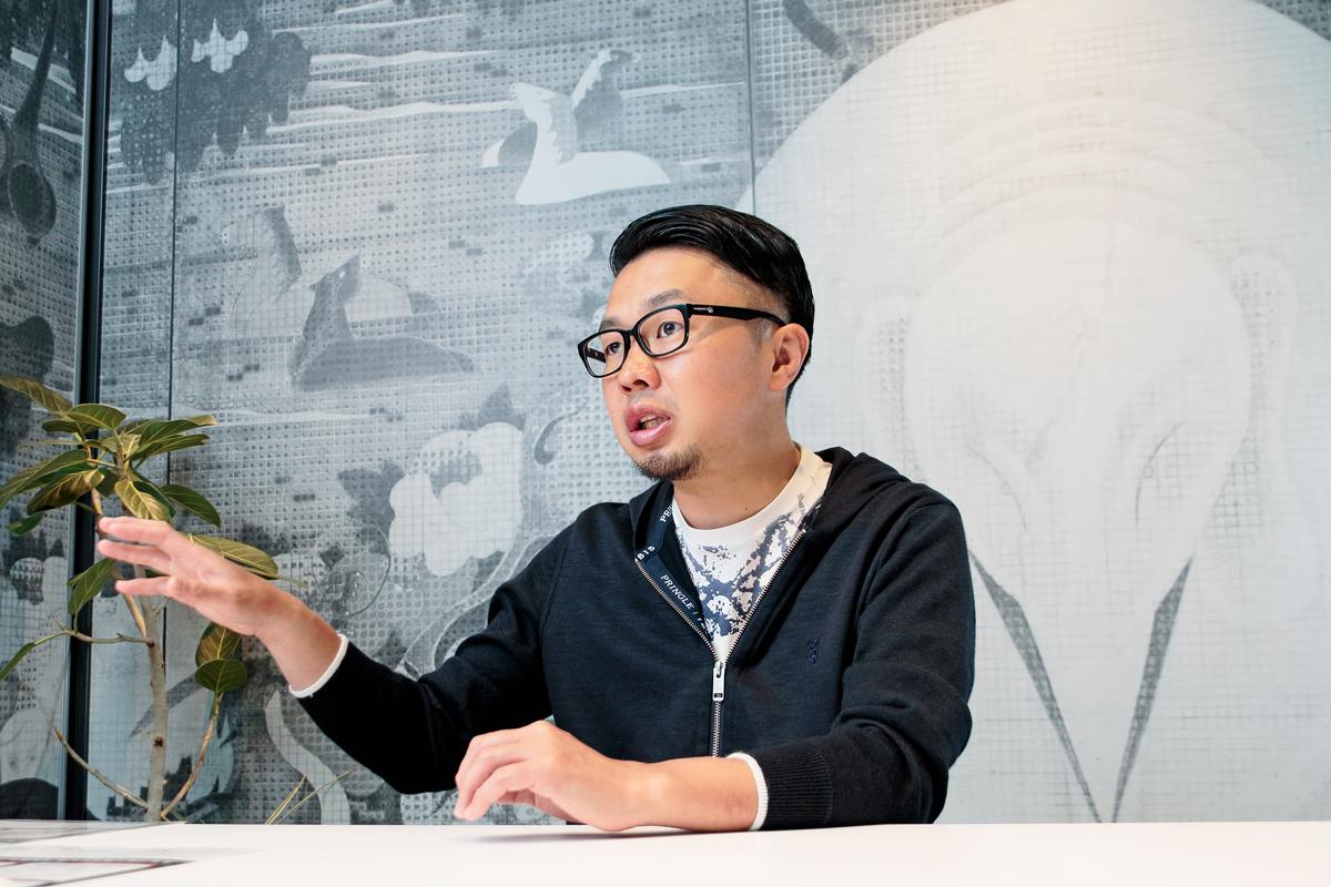 バレットグループ株式会社 小方厚社長 インタビュー画像1-3
