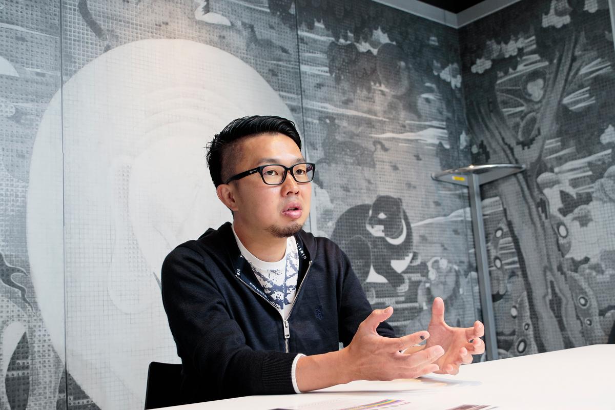 バレットグループ株式会社 小方厚社長 インタビュー画像1-4