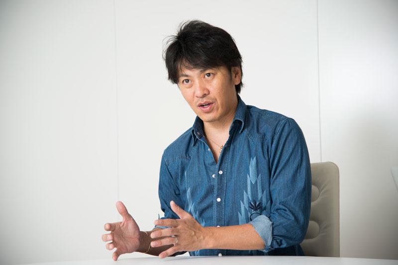 クルーズ株式会社 小渕宏二 インタビュー画像1-2