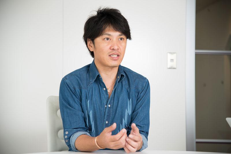 クルーズ株式会社 小渕宏二 インタビュー画像1-3