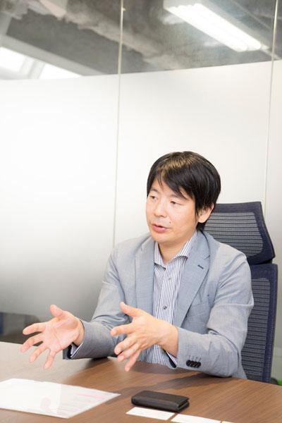 株式会社クラウドワークス 吉田浩一郎社長 インタビュー画像1−1