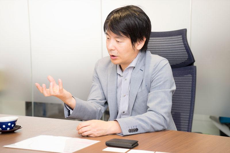 株式会社クラウドワークス 吉田浩一郎社長 インタビュー画像1−2