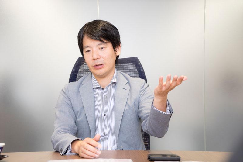 株式会社クラウドワークス 吉田浩一郎社長 インタビュー画像1−3