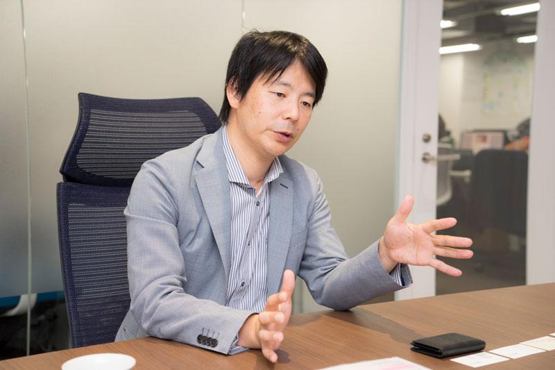 株式会社クラウドワークス 吉田浩一郎社長 インタビュー画像1−4