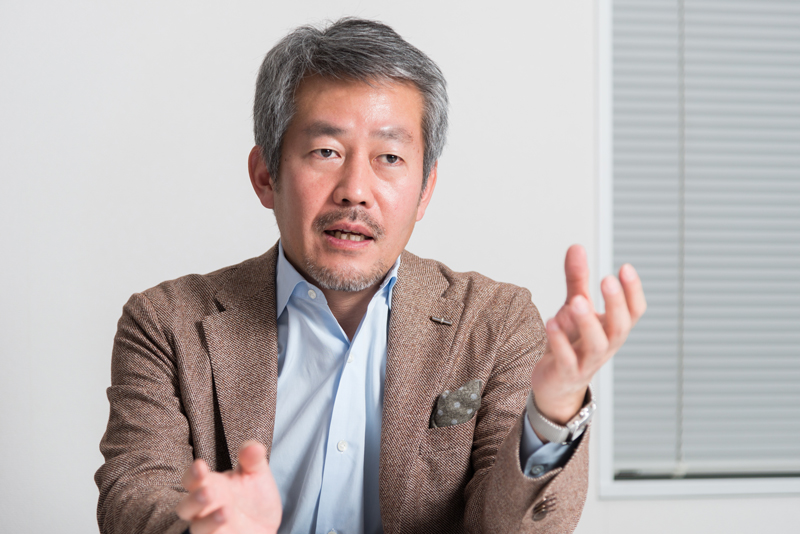イー・ガーディアン株式会社 高谷康久社長 インタビュー画像1-1