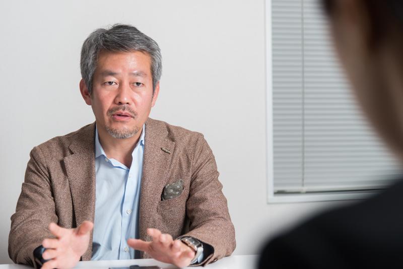 イー・ガーディアン株式会社 高谷康久社長 インタビュー画像1-2