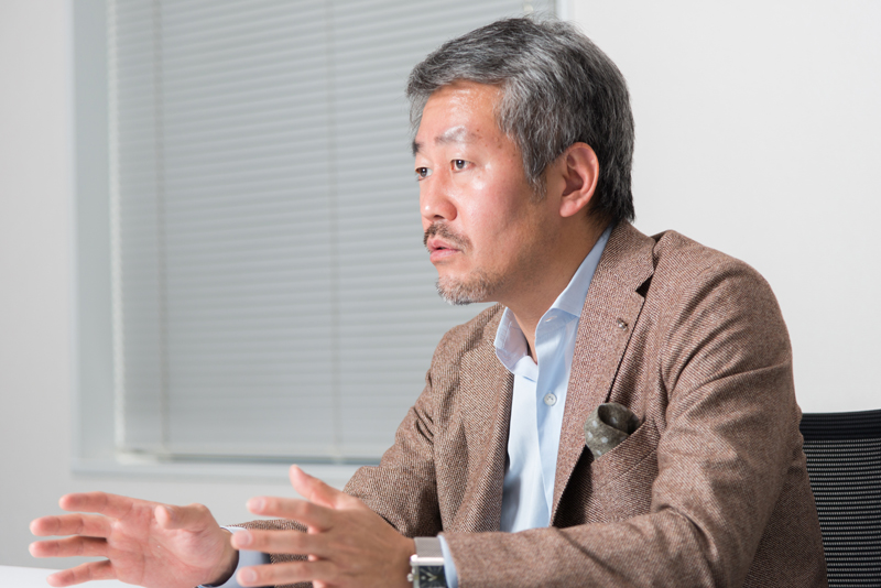 イー・ガーディアン株式会社 高谷康久社長 インタビュー画像1-3