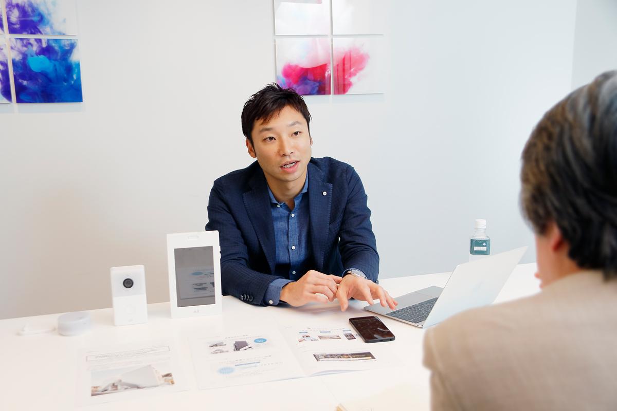 株式会社インベスターズクラウド 古木大咲社長 インタビュー画像2-4