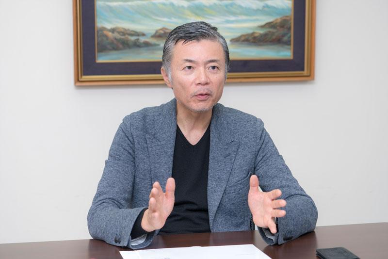 イートアンド株式会社 文野直樹 インタビュー画像1-1