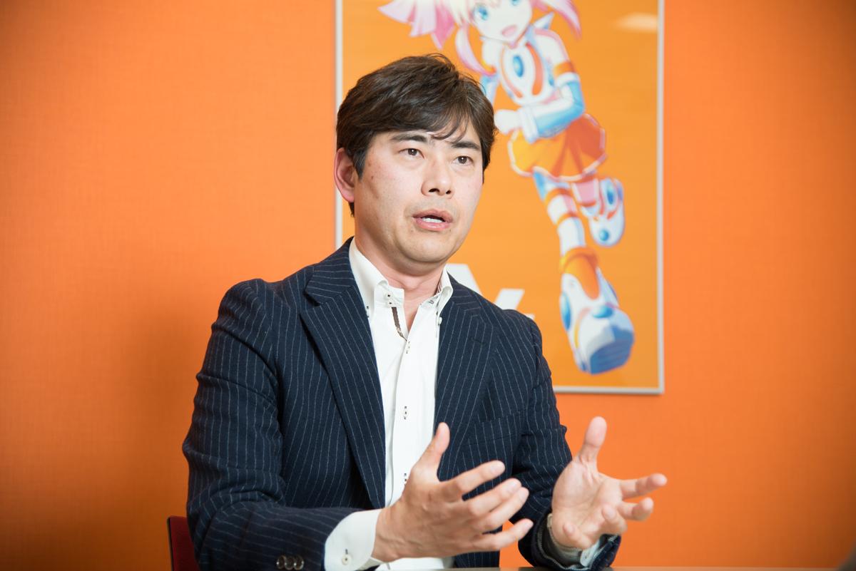 株式会社エディア 原尾正紀社長 インタビュー画像1-1