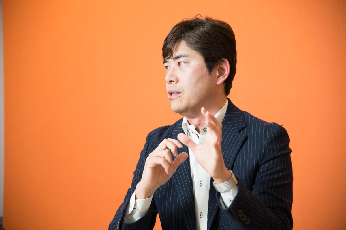 株式会社エディア 原尾正紀社長 インタビュー画像1-3