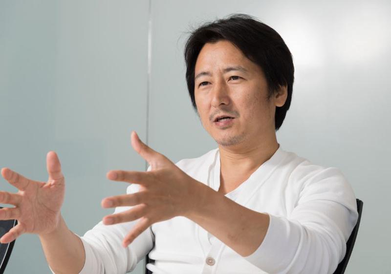 株式会社エニグモ 須田将啓社長 インタビュー画像1−2