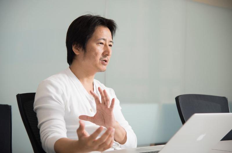 株式会社エニグモ 須田将啓社長 インタビュー画像1−3
