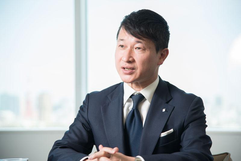 株式会社フィナンシャル・エージェンシー 齋藤正秀社長 インタビュー画像1-1