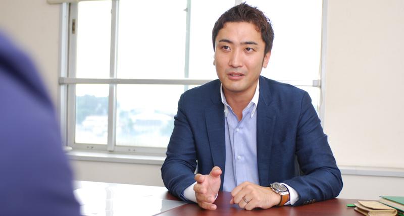 株式会社フードサプライ 竹川敦史社長 インタビュー画像1−1
