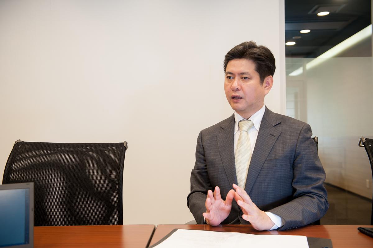 FPプラス株式会社  松井隆一社長 インタビュー画像1-1