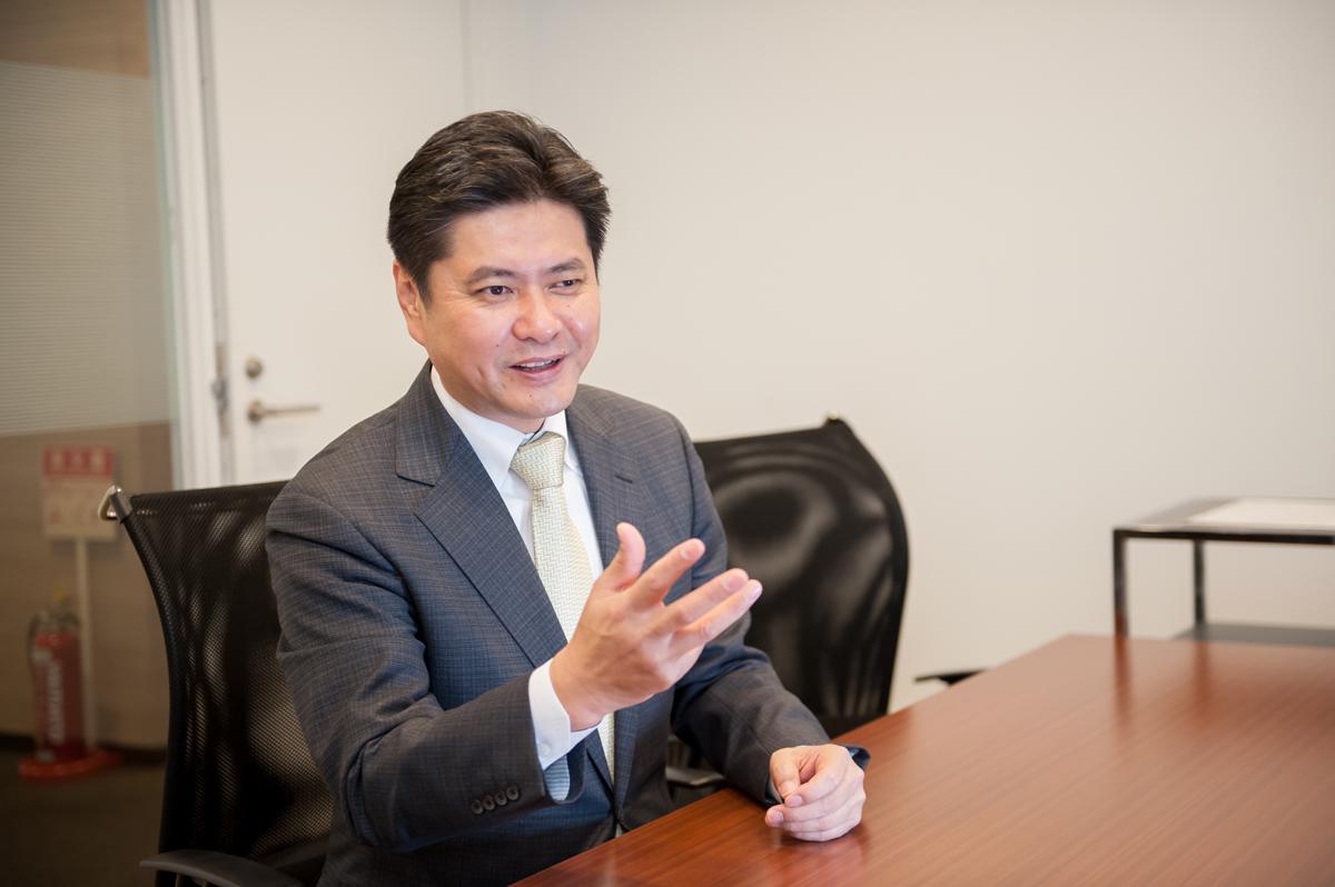 FPプラス株式会社  松井隆一社長 インタビュー画像1-3