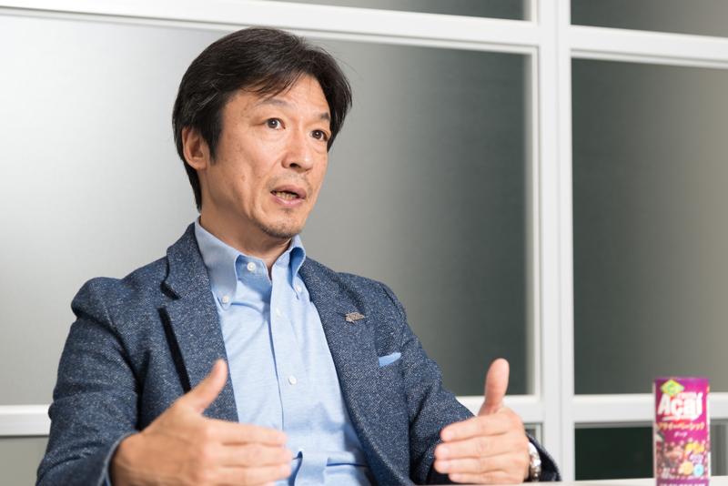 株式会社フルッタフルッタ 長澤誠社長 インタビュー画像1-1