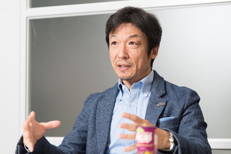 株式会社フルッタフルッタ 長澤誠社長 インタビュー画像1-2