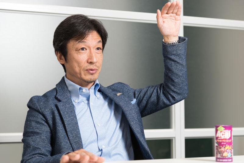株式会社フルッタフルッタ 長澤誠社長 インタビュー画像1-3