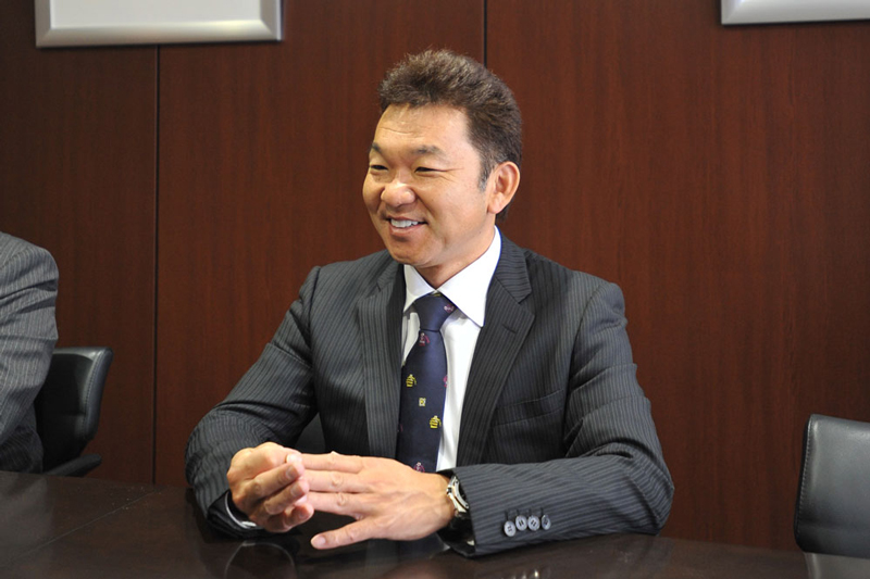 株式会社フルキャストホールディングス 平野岳史会長 インタビュー画像1-2
