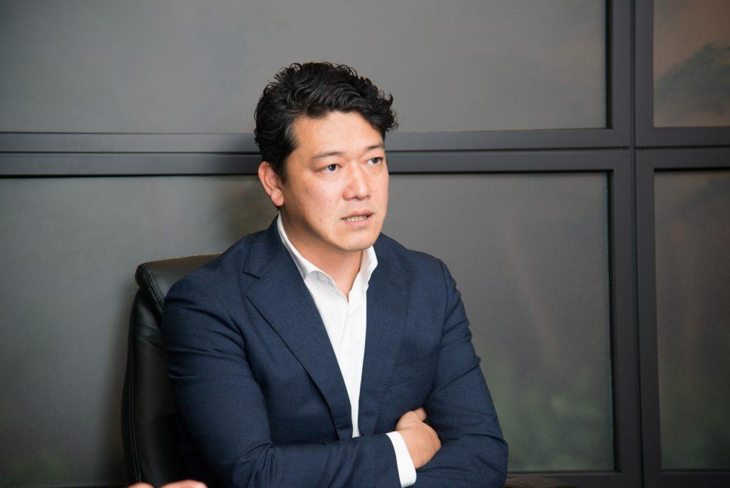 株式会社ガーデン 國松晃社長 インタビュー画像1-1