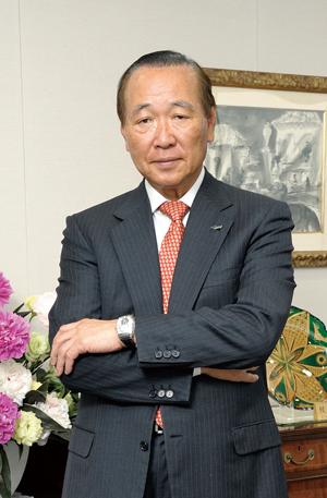 セガサミーホールディングス株式会社 里見治会長 インタビュー画像1