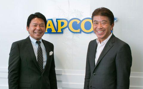 株式会社カプコン 辻本春弘会長 記事サムネイル画像