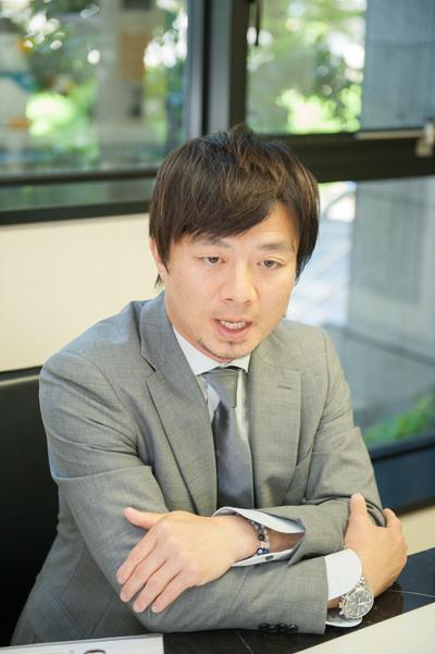 株式会社ハーツ 橋本雅隆社長 インタビュー画像1-1