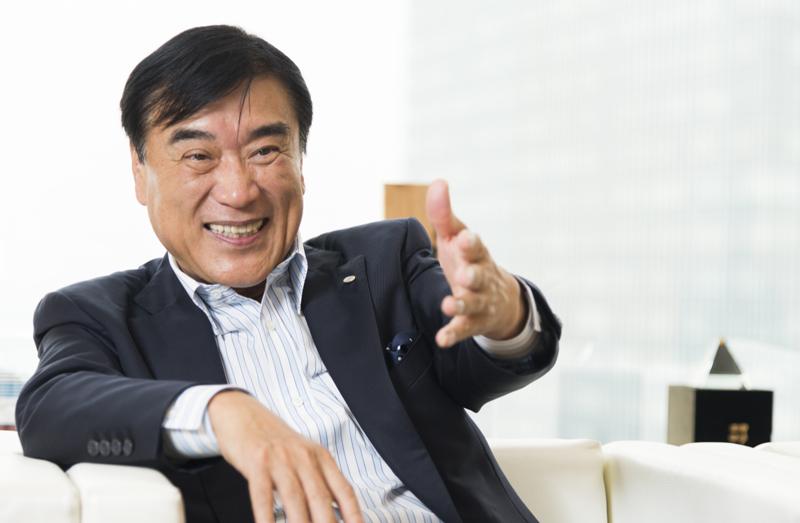株式会社エイチ・アイ・エス 澤田秀雄会長 インタビュー画像1-1