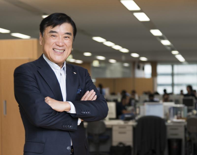 株式会社エイチ・アイ・エス 澤田秀雄会長 インタビュー画像1-4