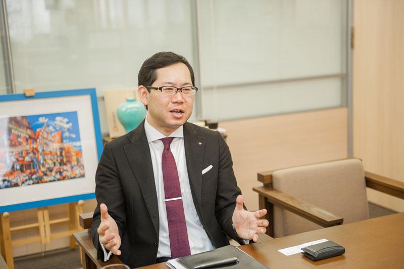 日本PCサービス株式会社 家喜信行社長 インタビュー画像1-1