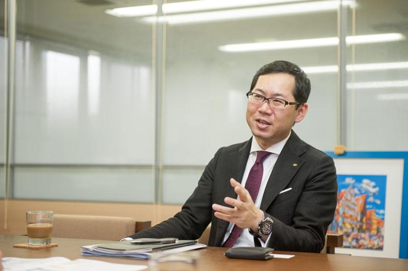 日本PCサービス株式会社 家喜信行社長 インタビュー画像1-2