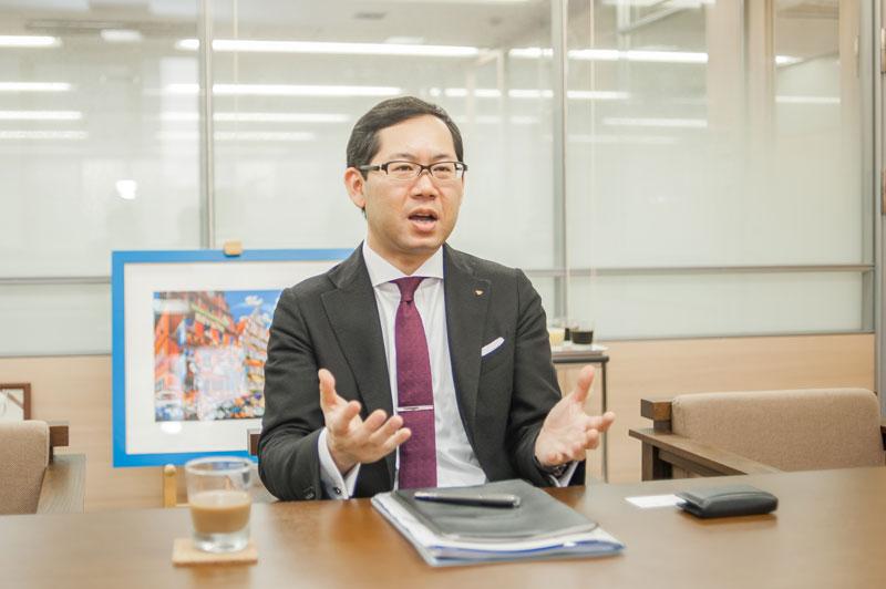 日本PCサービス株式会社 家喜信行社長 インタビュー画像1-3