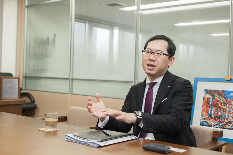 日本PCサービス株式会社 家喜信行社長 インタビュー画像1-4